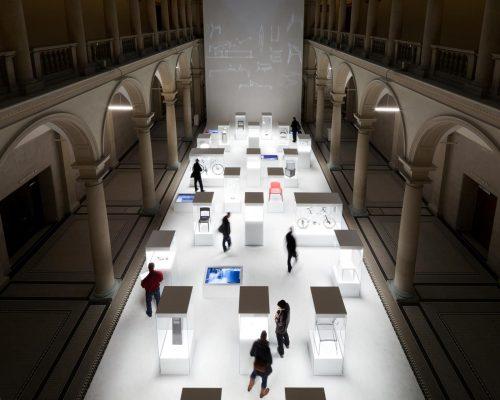 Ausstellung Hannes Wettstein_ETH Zürich 2011 im Auftrag SHW